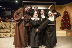 NUNCRACKERS... Newtowne Players, Maryland